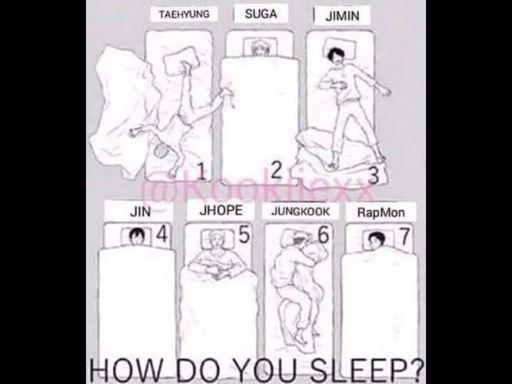 How do you sleep with bts | K-Pop Amino