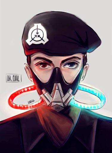 dr cool scp foundation amino