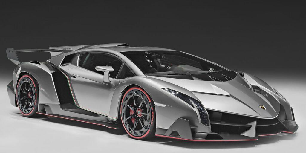 Lamborghini Veneno Para Dibujar – Idea de imagen del coche