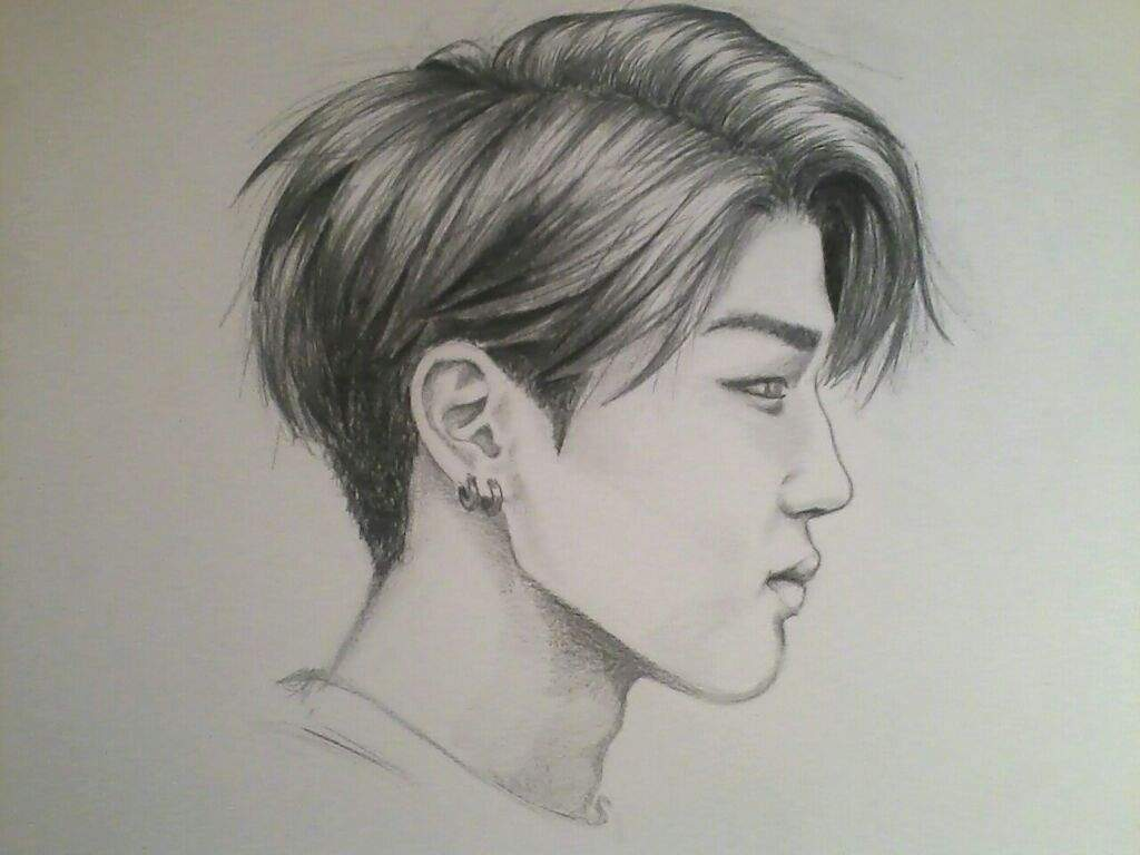 Another Drawing Bts Jimin K Pop Amino