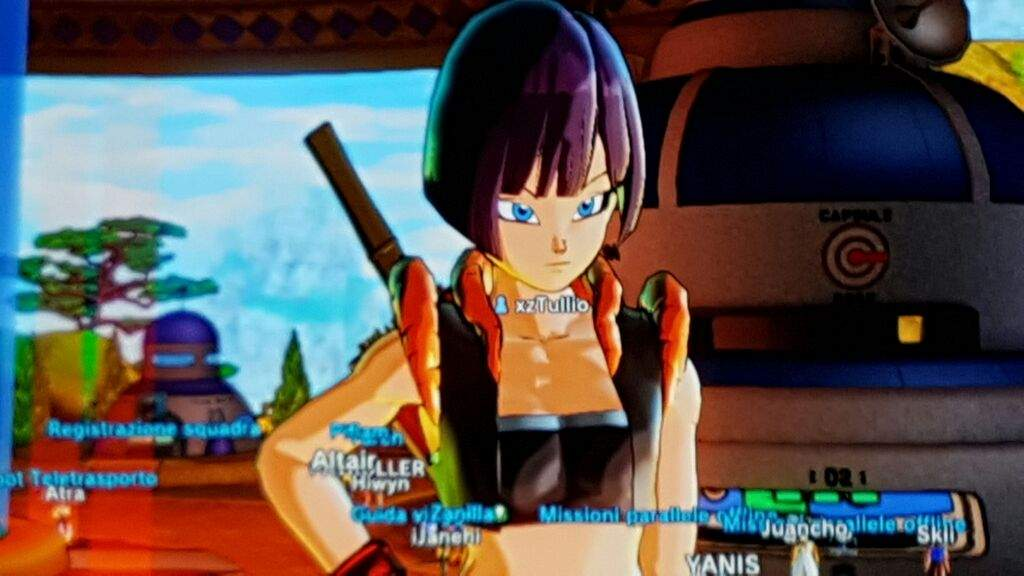 BUT DBVX is are story. my characters for example are two sisters. Mikasa onee - Sama and Misaka-nechan my DBXV 1 - 2 Heroine's P.S PSN I'D for are fight ...
