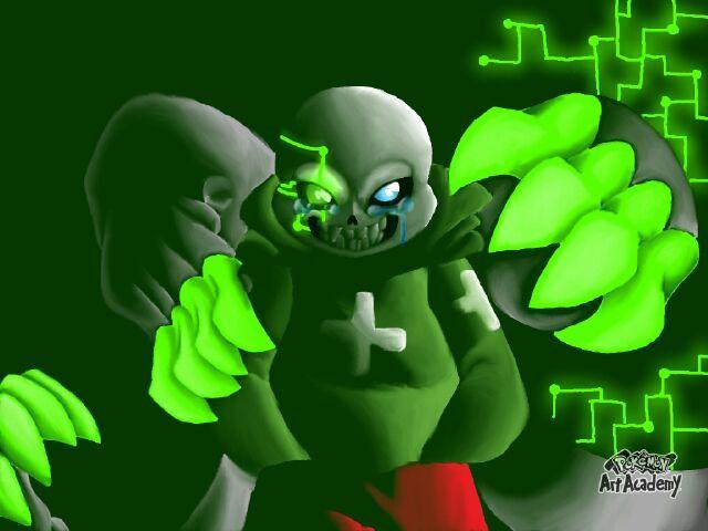 Virus sans | Undertale Amino
