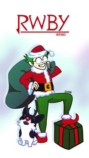 Rwby Christmas.Rwby Christmas Launch Image Entry Rwby Amino