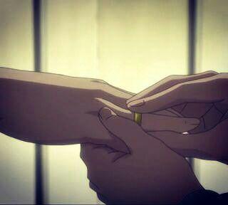 Wedding Rings Yuri On Ice Amino