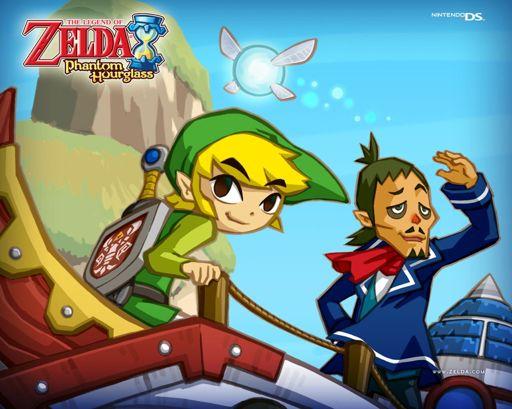 Phantom Hourglass   Wiki   Zelda Amino
