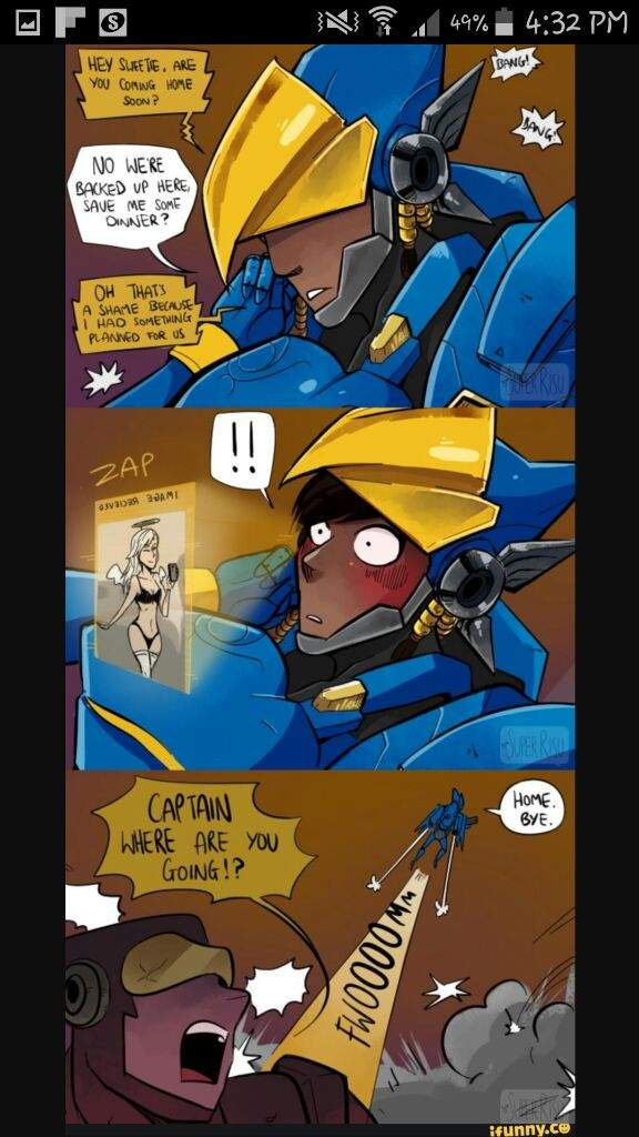 Pharah x Mercy Overwatch by Arrietart on DeviantArt