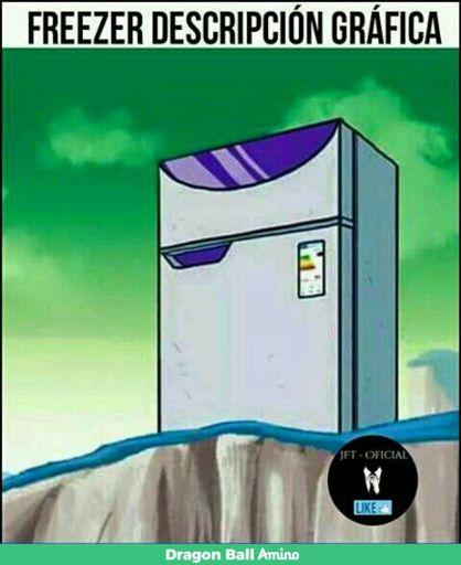 freezer o nevera!? | DRAGON BALL ESPAÑOL Amino