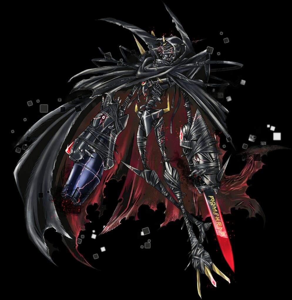 Omnimon | Digital Monsters Amino