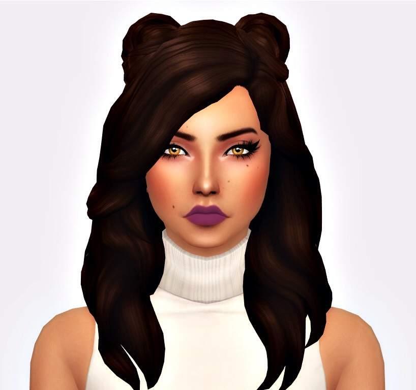 My Top Favorite Maxis Match Hair Sims Amino