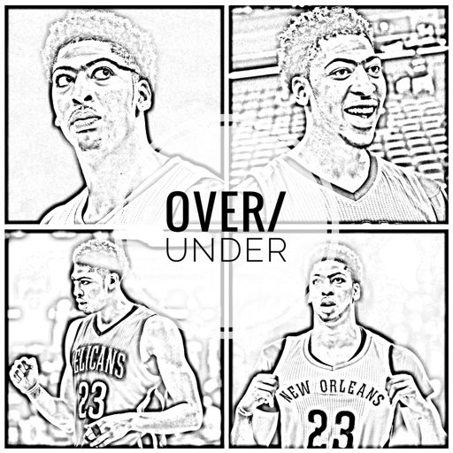 Over Under Anthony Davis Hoops Amino