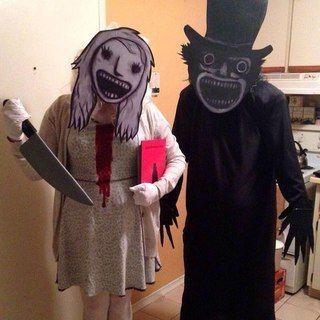 & Couples costume goals! | Horror Amino