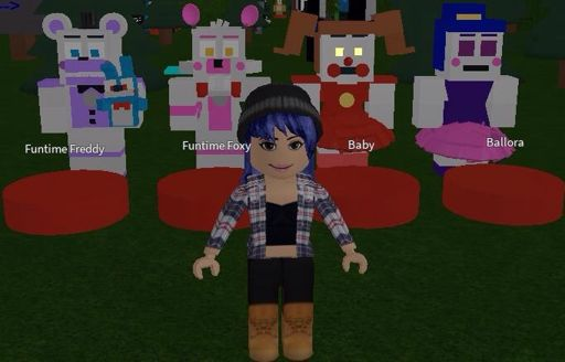 Animatronic World Roblox Amino