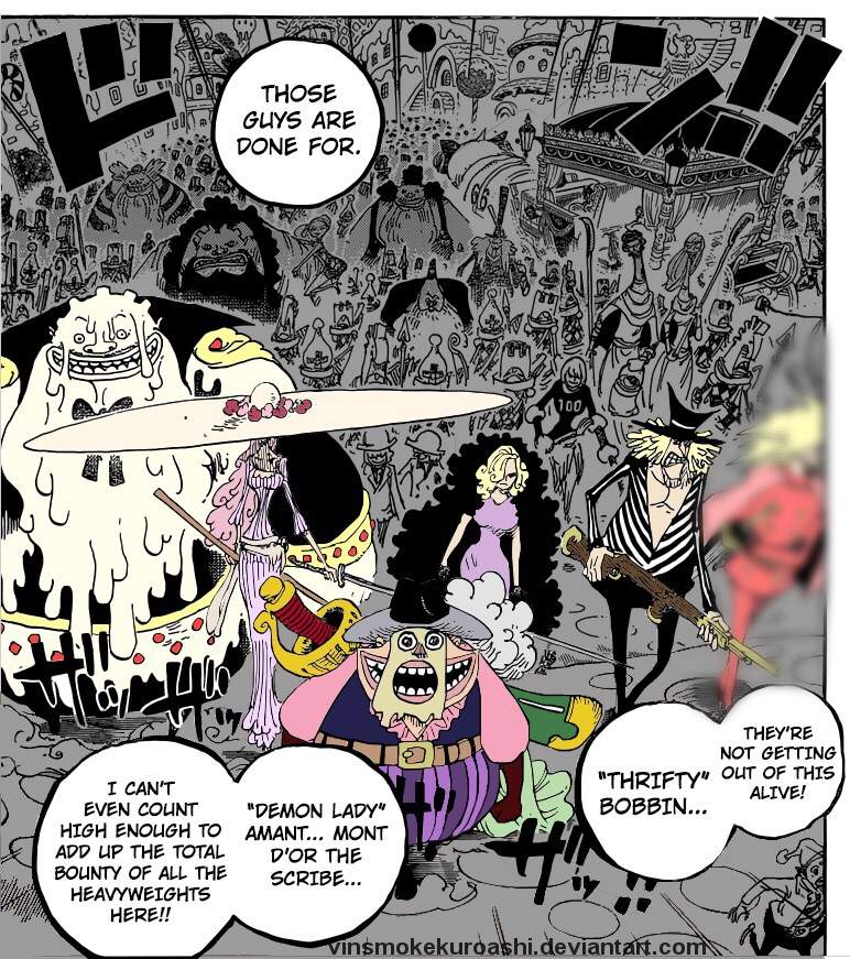an analysis of the character of big mom And he continues to murder — not as himself, but in character, as his mother   analyzing norman: mother issues, with a side of rage  when major news  happens, stay on top of the latest developments, delivered to your.