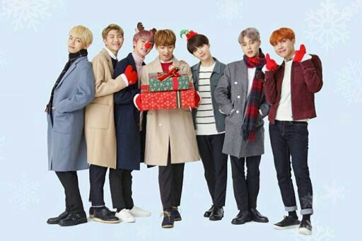 Image result for bts christmas
