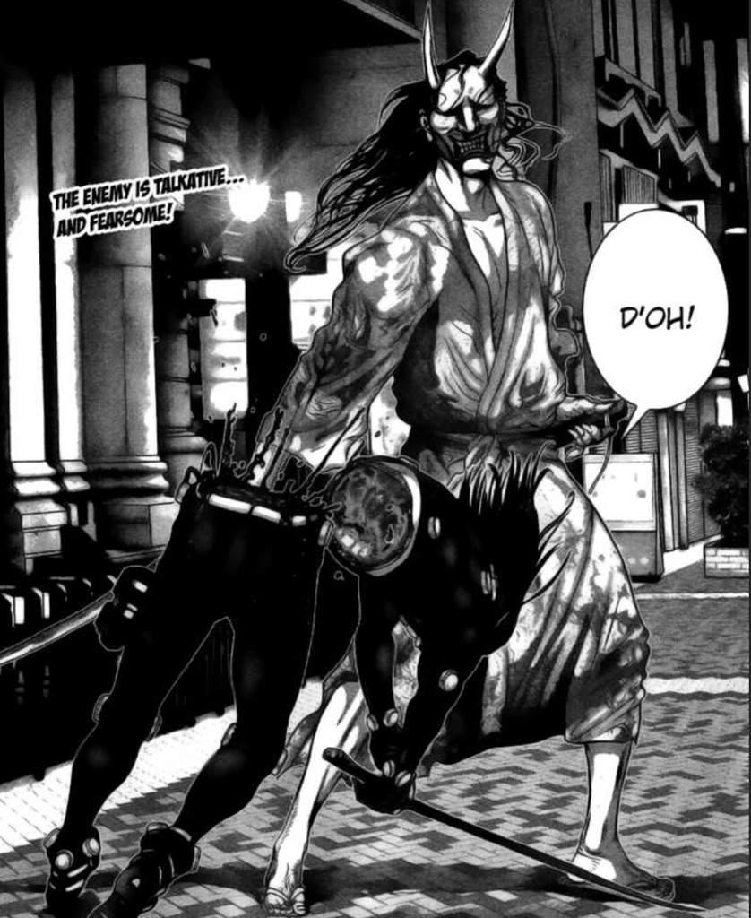 Manga Review: Gantz