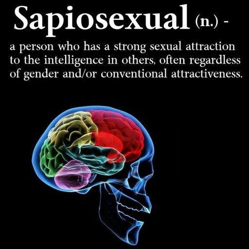 The meaning of sapiosexual