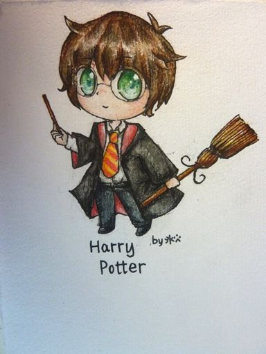 A Cute Style Of Harry Potter | Harry Potter Amino