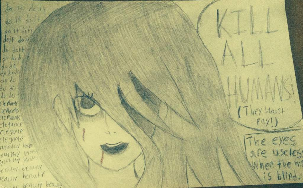 The Eyes Are Useless When The Mind Is Blind Anime Amino