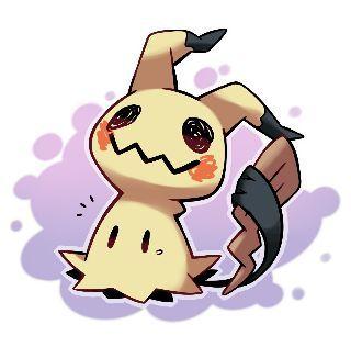Mimikyu's true form?? | Pokémon Amino
