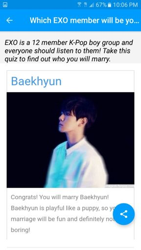Is Quiz What Guys For Future My