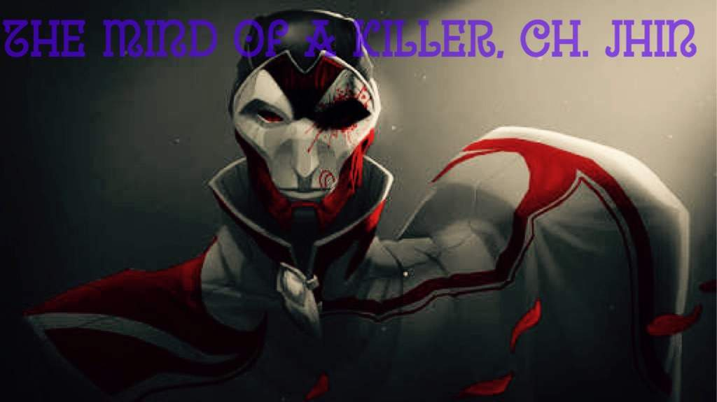 """Jhin sat in his cell for days every day a guard would walk by him spouting something that he didn't want to hear """"The cabal said they were done with you."""