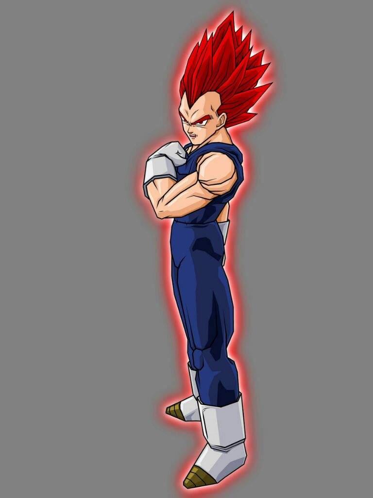Imagem Ssj7 Dragon Ball Fan Fiction Multiverse Wiki Fandom