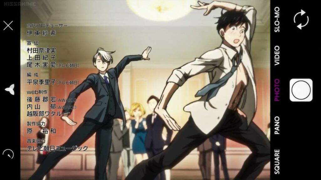Dance battle | Yuri On Ice Amino
