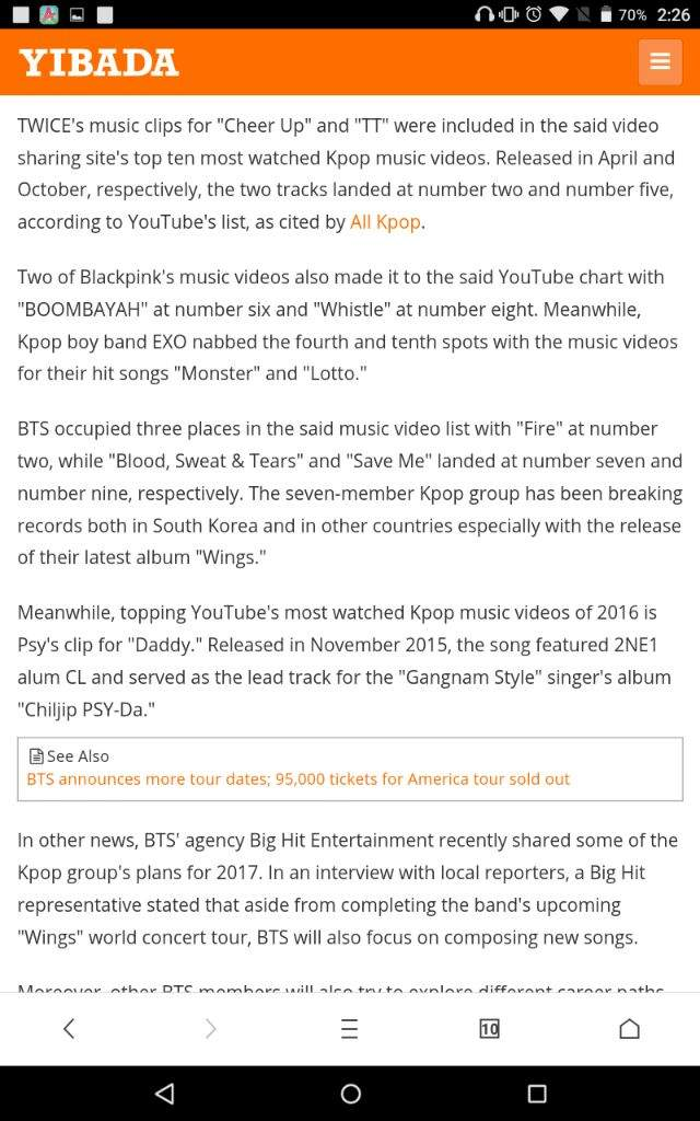 TWICE and BTS Update | K-Pop Amino