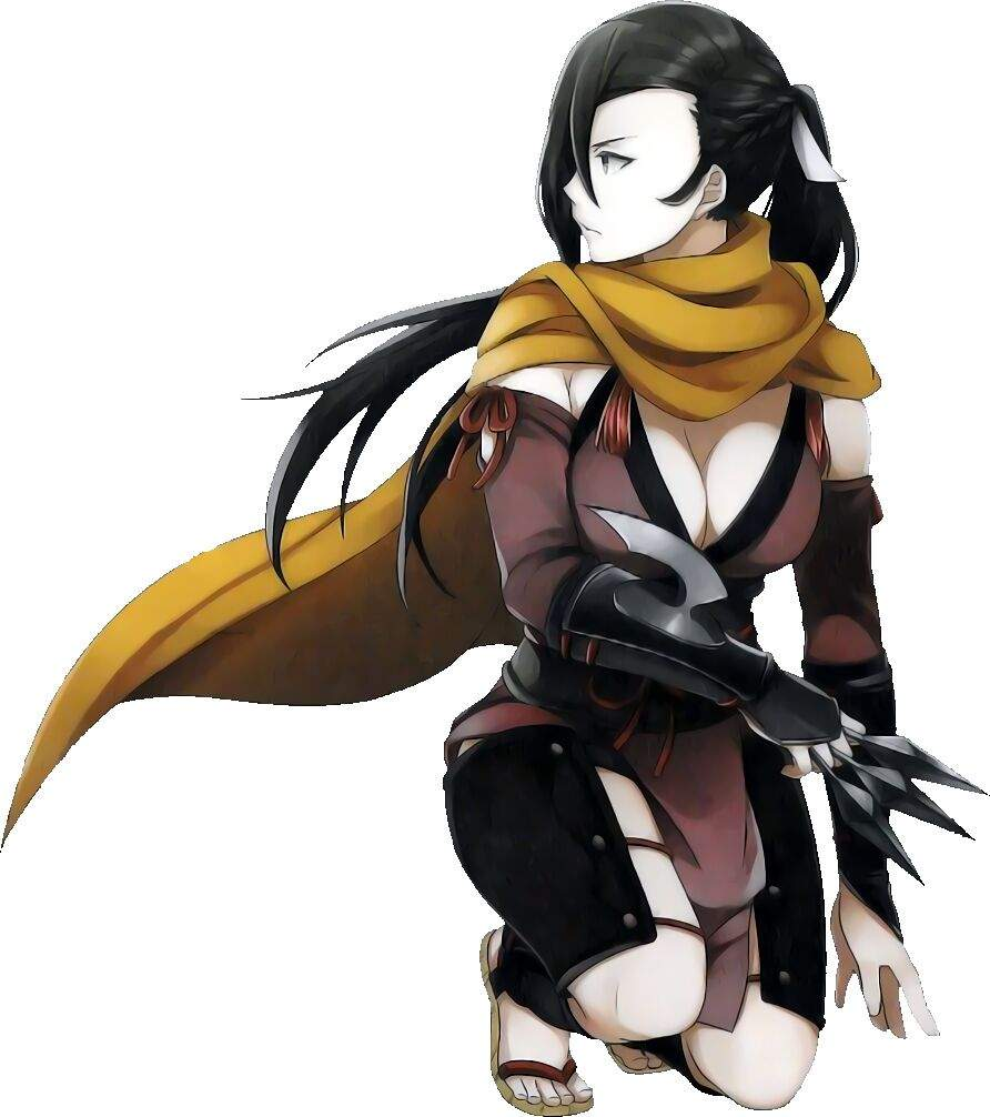 Fire Emblem Fates Diviner Kagero Build