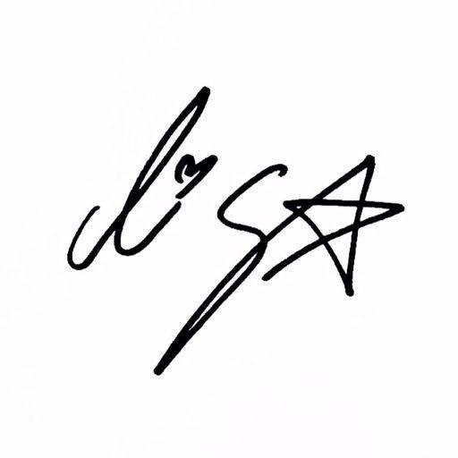 blackpink signatures