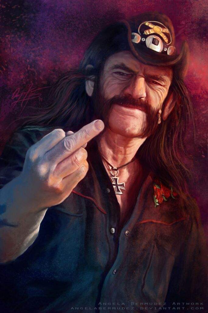Lemmy's Birthday | Metal Amino