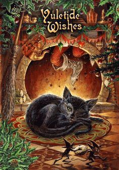 Wicca Christmas.Yule Christmas Wicca Pagan Amino Amino