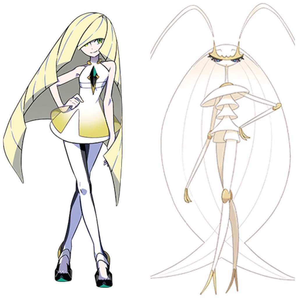 How Necrozma Might Be Connected To Nihilego And Pheromosa