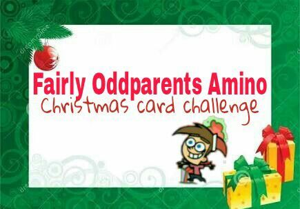 christmas card challenge the fairly oddparents amino - Fairly Oddparents Christmas