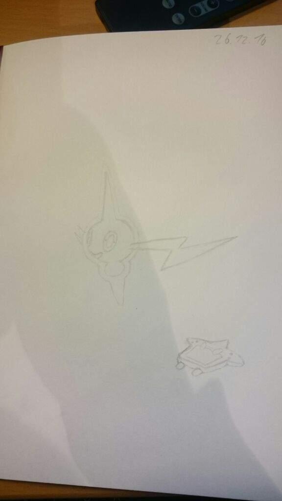 pokemon x how to get rotom