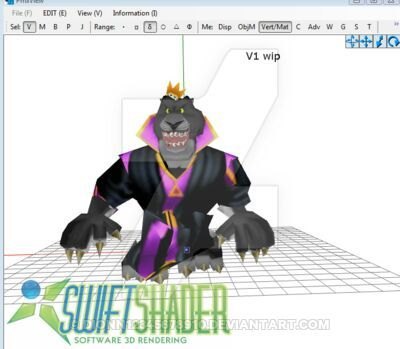 Conker's bad fur day model ripping has started | Video Games