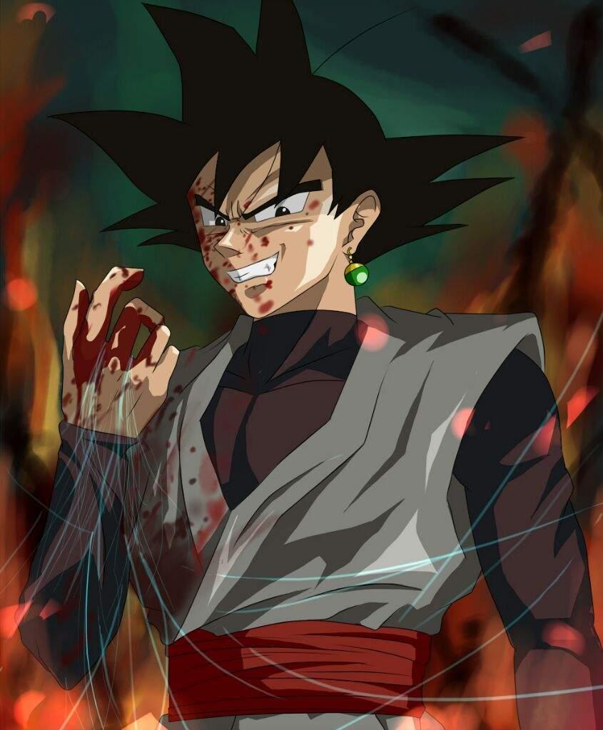 How Zamasu Made Goku's Body Stronger