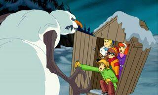 Scooby Doo Christmas.A Scooby Doo Christmas Review Cartoon Christmas Finale