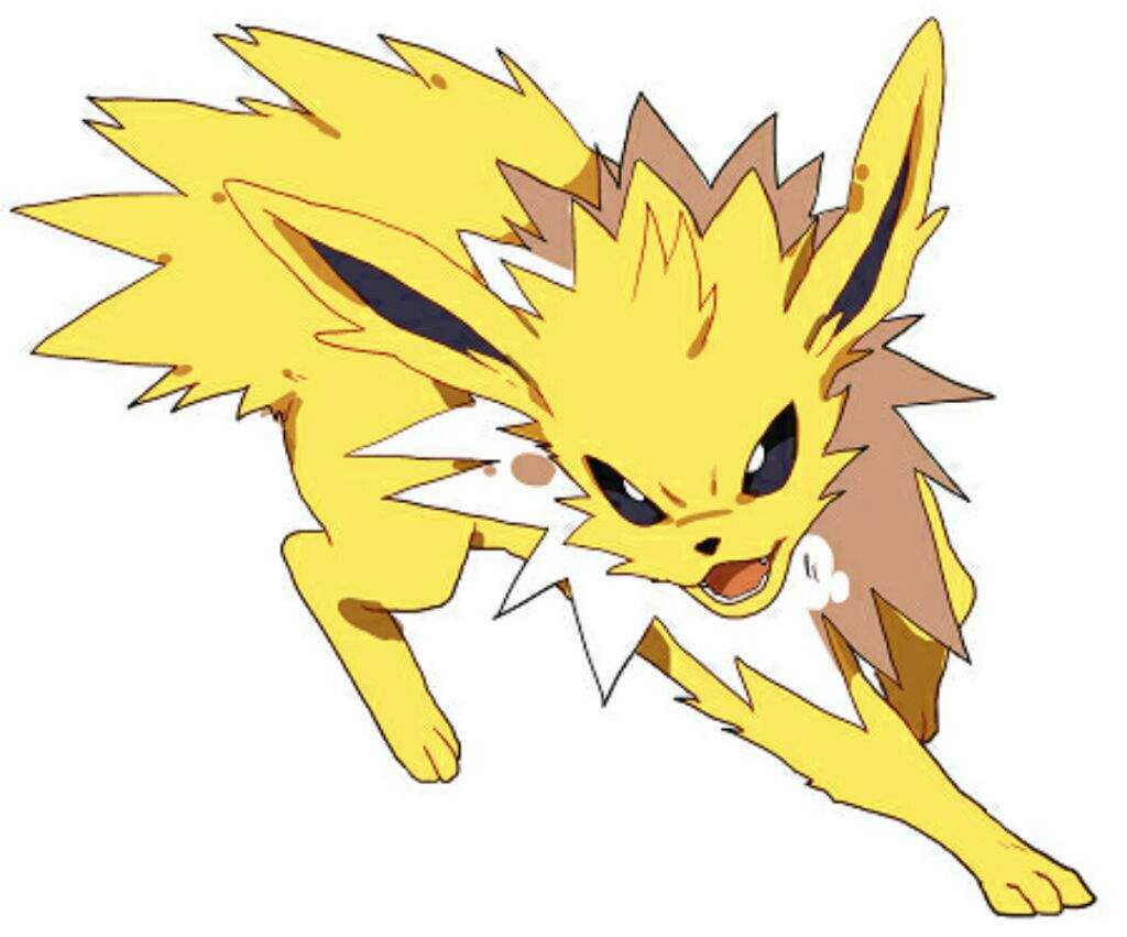 Best Nature For Jolteon Pokemon Y