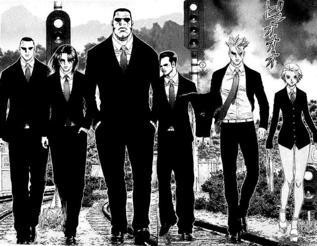 Good Mafia Manga? (with romance)   Anime Amino