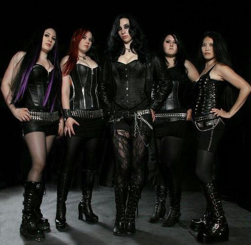 Amber frantic Metal Fest