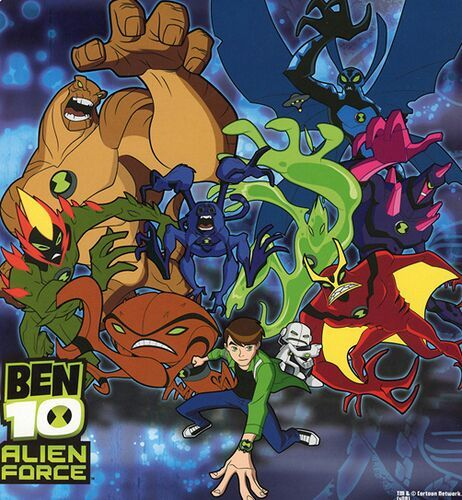 If ben 10s aliens were pokmons pt2 pokmon amino disclaimer this post will focus on bens aliens during the alien force series now the aliens ive chosen were the first 10 aliens he aquired with his new voltagebd Image collections