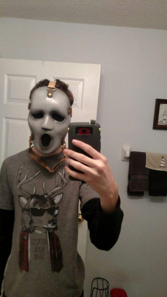 brandon james maske