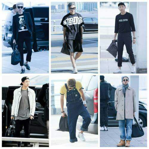 Daily Fashion Guide Bts Style Army 39 S Amino