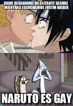 Haku es homosexual