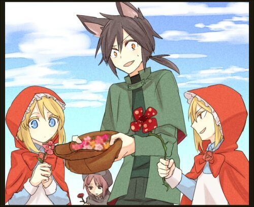 Little Red Riding Hood's Wolf | Wiki | RPG Maker Indie Games