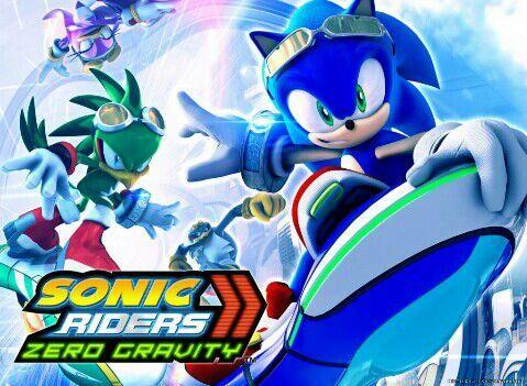 Sonic Riders Zero Gravity Sonic The Hedgehog Amino