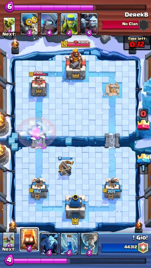 Was Bored So I Decided To Make A Xbow Deck It Actually Pretty Good