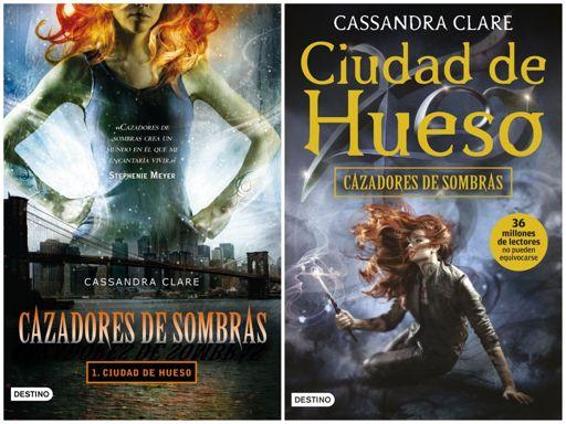 ¿Cuántos libros hay de Cazadores de Sombras? | Cazadores