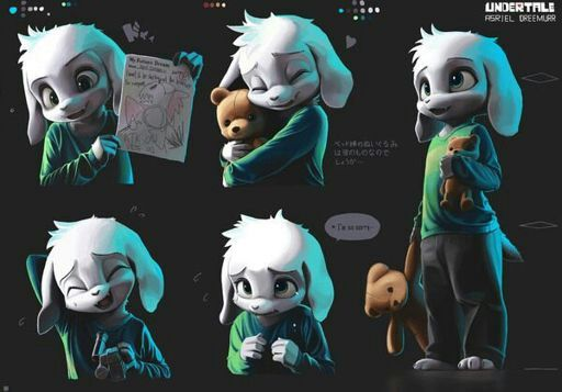 this is what asriel look like in ☆3D☆ | Undertale Amino